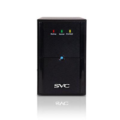 Источник бесперебойного питания SVC V-2000-L черный