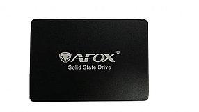 SSD 512GB AFOX, SATAIII Чтение 570MB/s, Запись 470MB/s