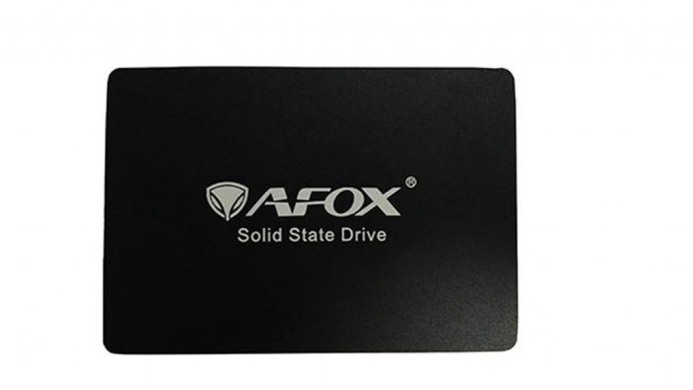 SSD 512GB AFOX, SATAIII Чтение 570MB/s, Запись 470MB/s, фото 2