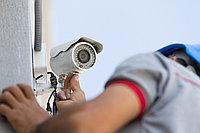 Демонтаж камеры видеонаблюдения