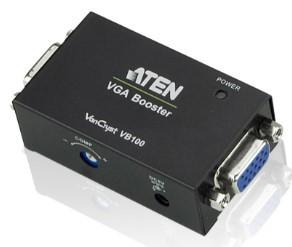 Усилитель VGA-сигнала VB100 (1280 x 1024@70м)