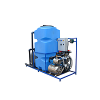 Система очистки воды АРОС 3 (на три поста)