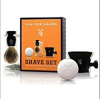 Van Der Hagen Luxury Shaving Kit (набор для бритья)