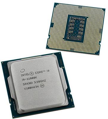 Процессор Intel Сore i9-11900K UHD750