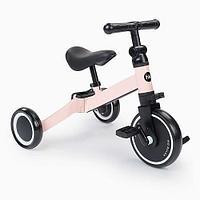 Беговел-трансформер Happy Baby Adventure Pink