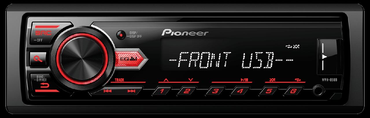 Автомагнитола Pioneer MVH-85UB
