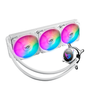 Кулер для процессора СЖО ASUS ROG STRIX LC 360 RGB WHITE EDITION