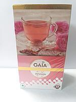 Чай Роза Gaia, 25 пакетиков, Rose Infusion