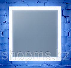 Зеркало с вн. подсветкой откр. короб из ЛДСП Новая Грань 0670 с крепл. СЕНСОР (600*600)
