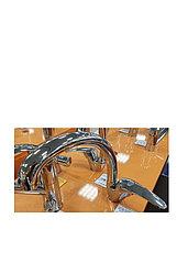 Смеситель утка однор. ЦС-СМ 27/2ш D35 М42 литой излив Н-220 СТ300206