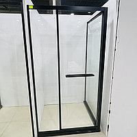 Душевая кабина перегородка стеклянная 1100*1000*2005