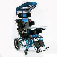 Кресло-коляска инвалидная для больных детским церебральным параличом FS958LBHP-32