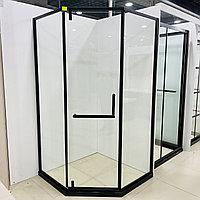 Душевая перегородка стеклянная без поддона 1100*1100*1900