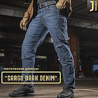"""M-Tac"" джинсы ""Cargo Dark Denim Regular Fit"""