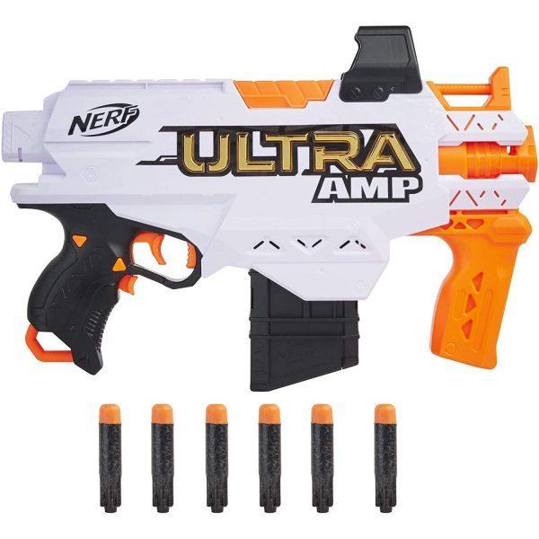 Hasbro Nerf Ultra Бластер Ультра Браво Ultra AMP