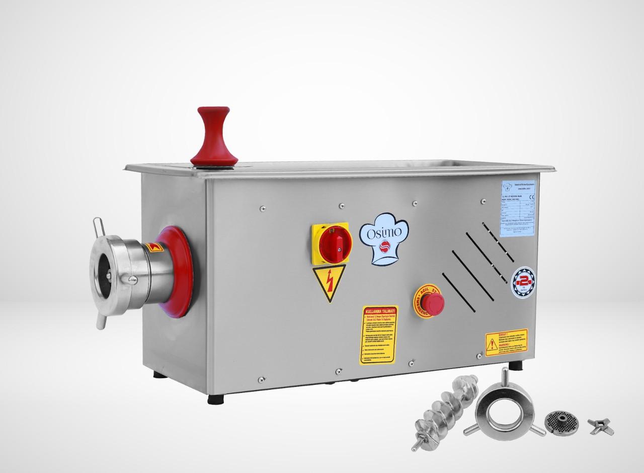 Мясорубка промышленная  450 кг/час. Турция
