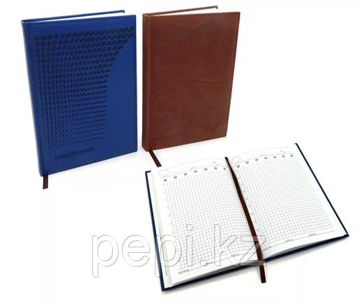 Ежедневник Yalong 609,  140л., клетка