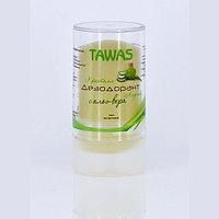 Дезодорант натуральный 120гр Tawas Алунит с Алоэ-Вера