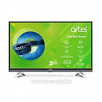Телевизор Artel TV LED 43 AF90 G (серо-коричневый)