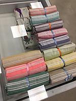 Простынь-Полотенце для сауны Пештемаль 100*180 Турция (полоска)