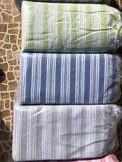 Простынь-Полотенце для сауны Пештемаль 100*180 Турция (полоска), фото 3