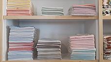Простынь-Полотенце для сауны Пештемаль 90*160 Турция (полоска), фото 2