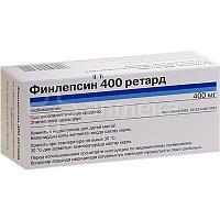 Финлепсин ретард 400мг №50 табл