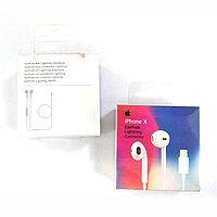 Apple Earpods для iPhone X с разъемом lighting