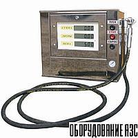 Колонка УЗСГ-01-2АН (автомобильная, двухрукавная, трехстрочная индикация, нерж. корпус)