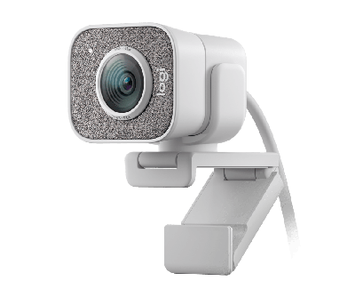 Веб-камера Logitech 960-001297 StreamCam OffWhite с интерфейсом USB-C, белый