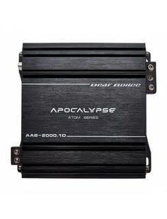 Усилитель Deaf Bonce AAB-2000.1 Atom