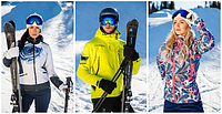 Сноубордическая и горнолыжная ...