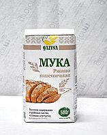 Мука ржано-пшеничная 500 гр