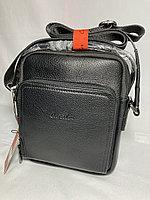 """Мужская деловая сумка на плечо""""Cantlor"""".Высота 23 см, ширина 19 см, глубина 4 см., фото 1"""