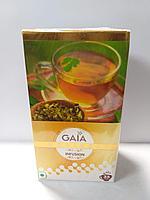 Органический травяной чай с морингой, Gaia. 25 пакетиков