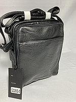 """Мужская сумка через плечо""""Cantlor"""".Высота 23 см, ширина 18 см, глубина 5 см., фото 1"""