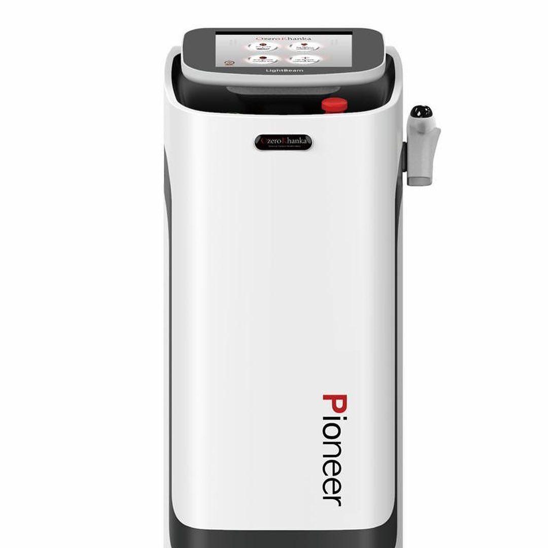 Диодный лазер для удаления волос «Ozero Khanka» 800W