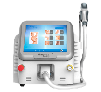 Аппарат Диодный Лазер для эпиляции волос MBT Honor Ice 500W