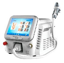 Аппарат Диодный Лазер для эпиляции волос MBT Honor Ice 500W, фото 2