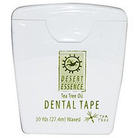Зубная лента с маслом чайного дерева. 27.4 м.