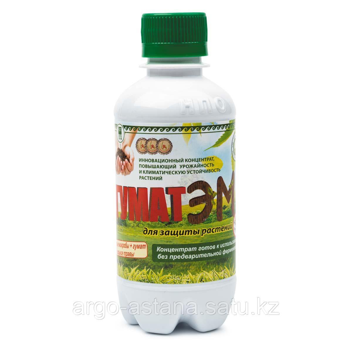 Удобрение минеральное «ГУМАТЭМ» для защиты растений, 250 мл - фото 1