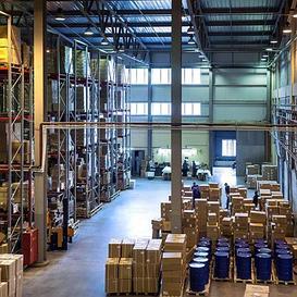 Фумигация склада
