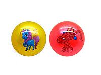 Мяч гелевый окружность 40 см в ассортименте