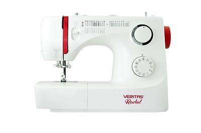 Швейная машина Veritas Rachel, белый