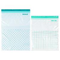Пакеты для хранения продуктов с застежкой zip-lock IKEA ИСТАД, 30шт