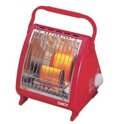 Обогреватель газовый KOVEA Мод. POWER SENSE R43040, красный