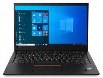 Ноутбук Lenovo ThinkPad X1 Carbon (8th gen)[20U9004RRT] Черный