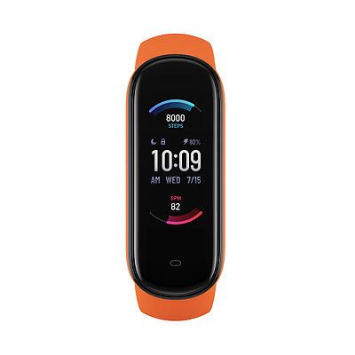 Смарт часы Xiaomi Amazfit Band 5 A2005 оранжевый