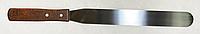 Лопатка металлическая длинная для тортов (спатула), С7769