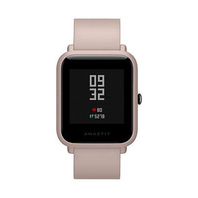 Смарт часы Xiaomi Amazfit Bip S A1821 розовый